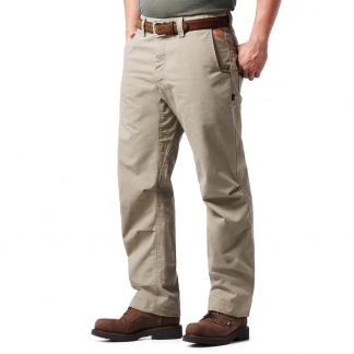 FR Ripstop 5 Pocket Pants-Tan