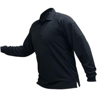 MENS COLDBLACK LONG SLEEVE POLO NAVY