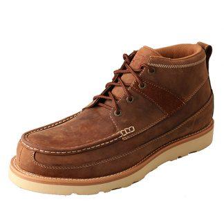 Men's Casual Shoe-Oiled Saddle