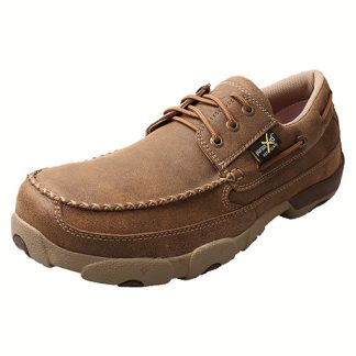 Men's Driving Moccasins-Bomber