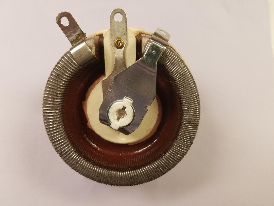 Rheostat (Lincoln Compatible) 150 Watt 64 OHM & Cable's Control Boxes