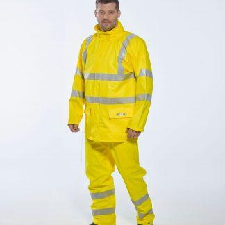 FR Hi Vis Rainwear