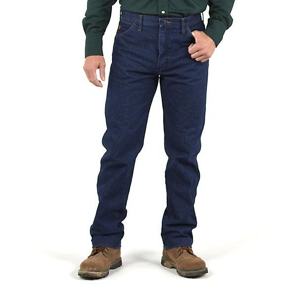 Wrangler Fr Flame Resistant Original Fit Jeans Summit Workwear Supply