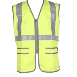 Fire Resistant Safety Vest HRC 2